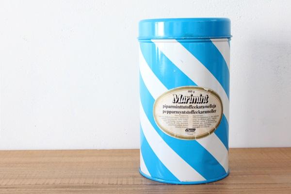 北欧ヴィンテージ           Marimint/ Tin缶ブルー