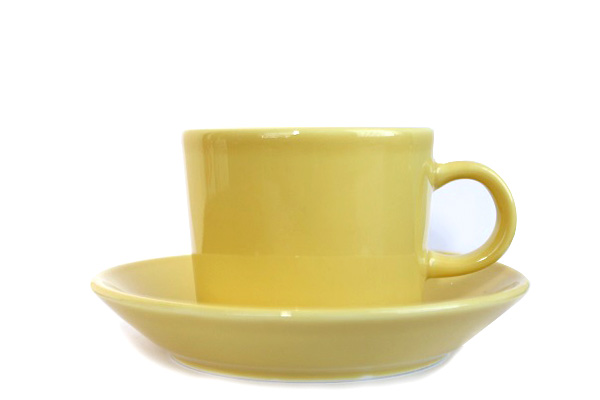 iittala / ARABIA TEEMA           コーヒー C & S 150ml(iittala/イエロー)