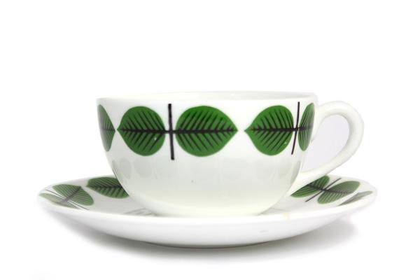 Bersa(ベショオ/ベルサ)       コーヒーカップ&ソーサーC2