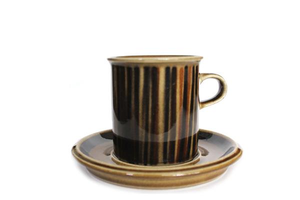 ARABIA コスモス            コーヒーカップ&ソーサーC2