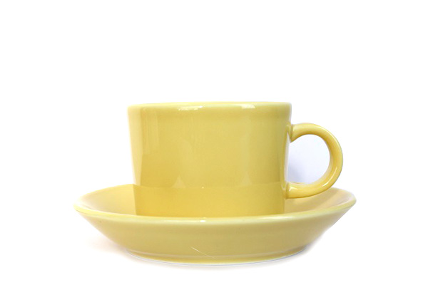 ARABIA TEEMA           コーヒー C & S(イエロー)C1