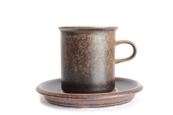 ARABIA ルスカ            コーヒーカップ&ソーサー160ml