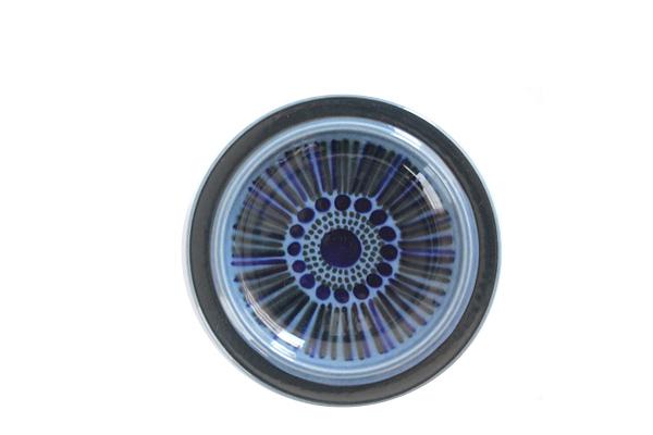 ARABIAコスモス/ブルー           プレート16cm
