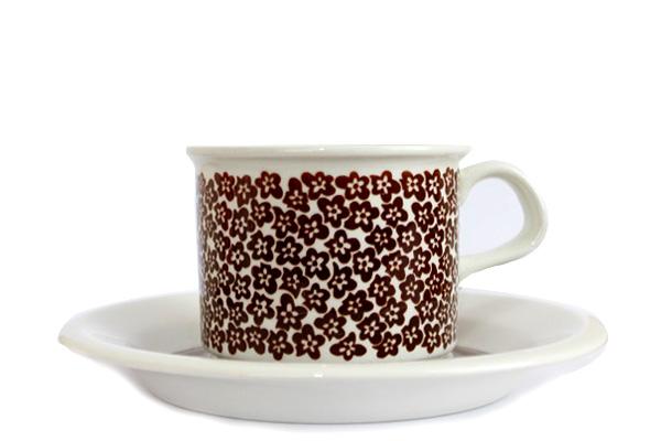 ARABIA Faenza            コーヒー C&S (ブラウン)