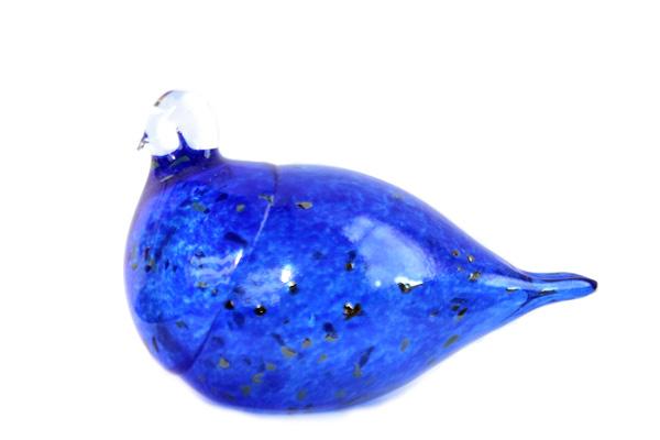 ガラスの鳥(ブルー) / Finland