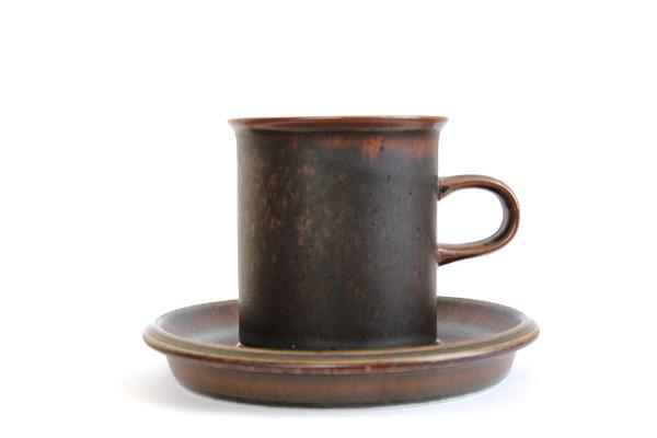ARABIA ルスカ            コーヒーカップ&ソーサー160ml / CS1
