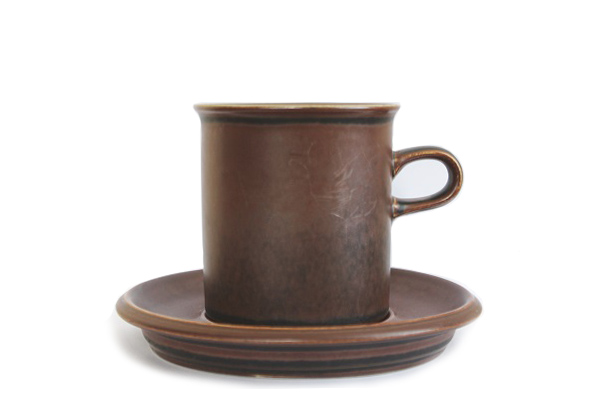 ARABIA ルスカ            コーヒーカップ&ソーサー160ml / CS2