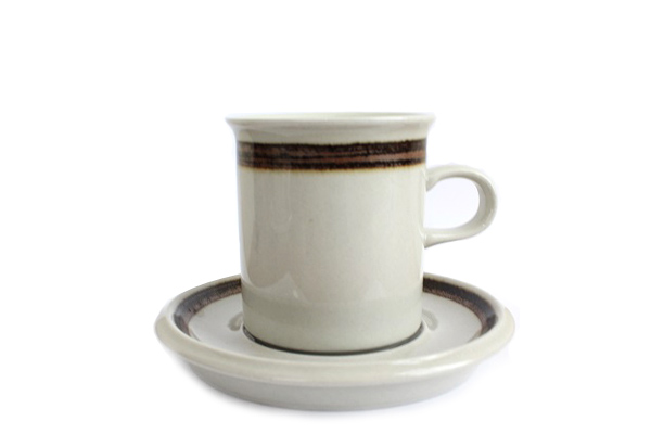 ARABIA Karelia カレリア            コーヒーカップ&ソーサー S2