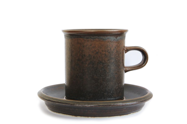 ARABIA ルスカ            コーヒーカップ&ソーサー160ml / CS4