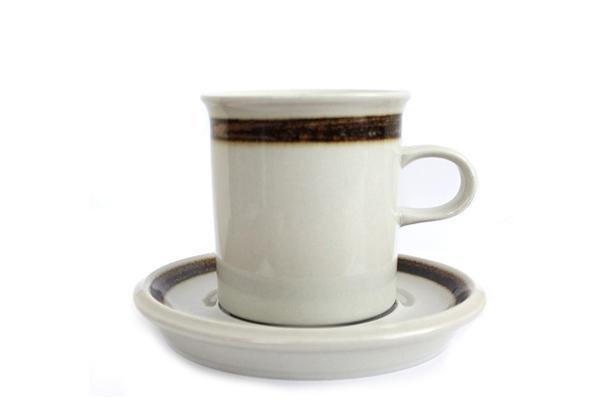 ARABIA Karelia カレリア            コーヒーカップ&ソーサー S1