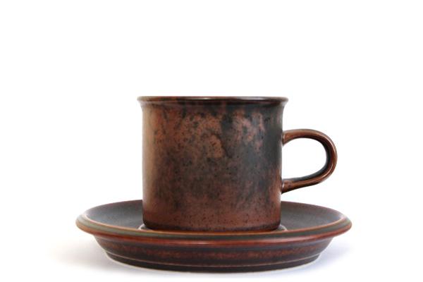 ARABIA ルスカ            コーヒーカップ&ソーサー140ml / CS2
