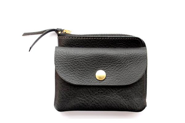 CINQ サンク              小さめの財布(ブラック)