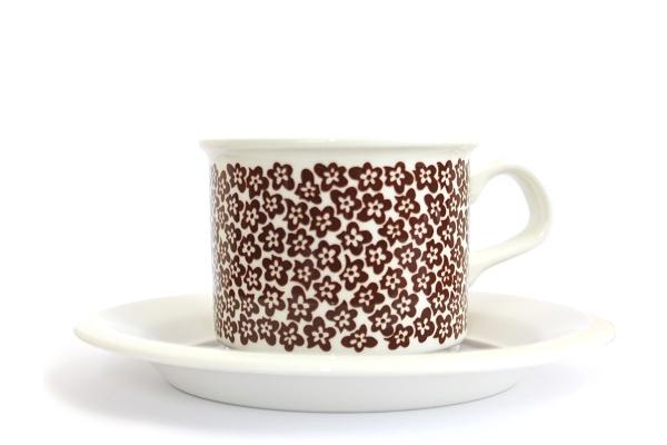 ARABIA Faenza            コーヒー C&S (ブラウン)A1