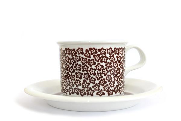 ARABIA Faenza            コーヒー C&S (ブラウン)A2