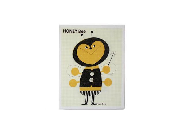 FLIP イラストレーション      HONEY BEE / S size