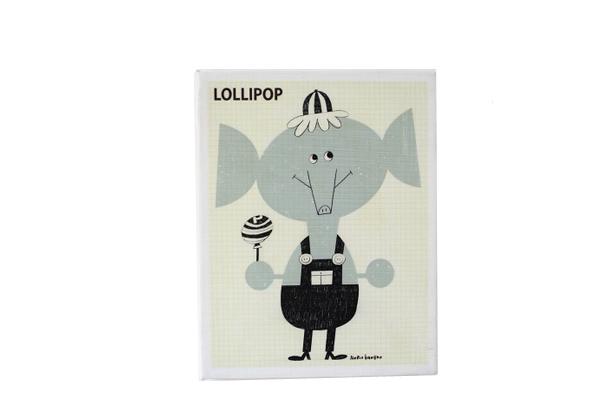 FLIP イラストレーション      LOLLIPOP / S size