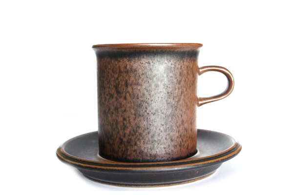 ARABIA ルスカ            コーヒーC & S(Lサイズ) CS1