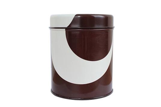 aarikka アーリッカ            コーヒー缶 MSサイズ/ ブラウン