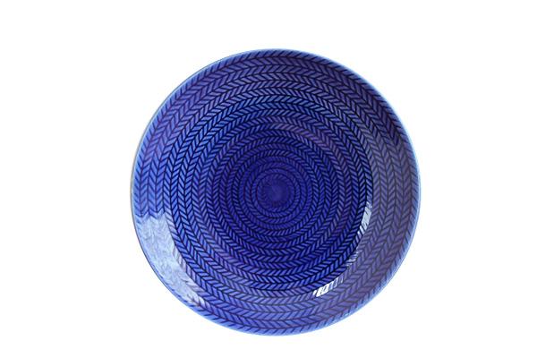 Rorstrand Bla Eld          ブラ・エルド / プレート19cm ブルー