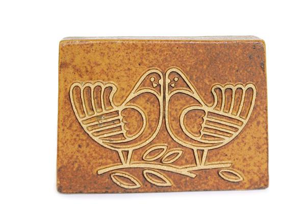 Gustavsberg            Bodafors/小鳥陶板
