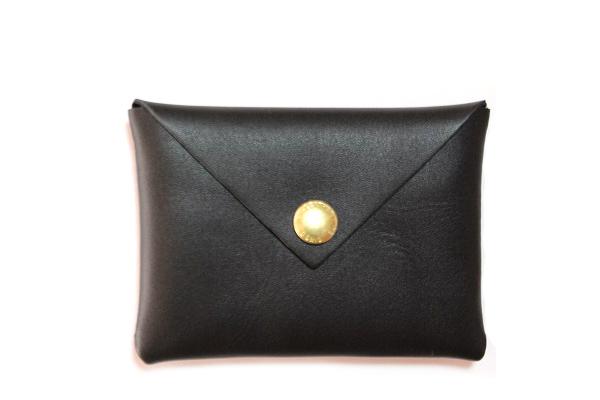 CINQ サンク             カードケース(ブラック)