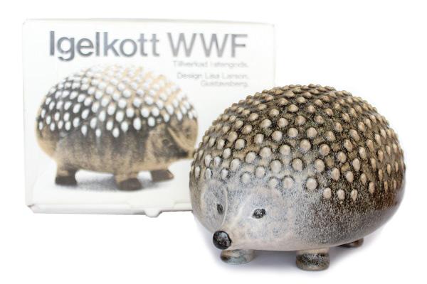 Utrotningshotade Djur           Igelkott(WWFモデル)