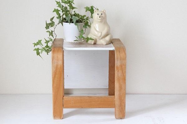 Children's Kid's stool          Kid's スツール / デンマーク 1 (送料無料)