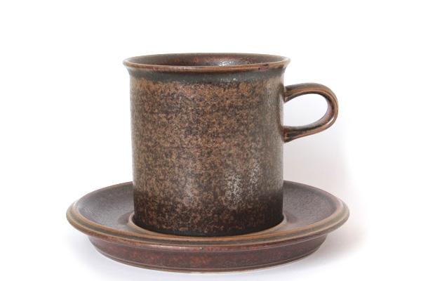 ARABIA ルスカ            コーヒーカップ& ソーサー(Lサイズ) CC2