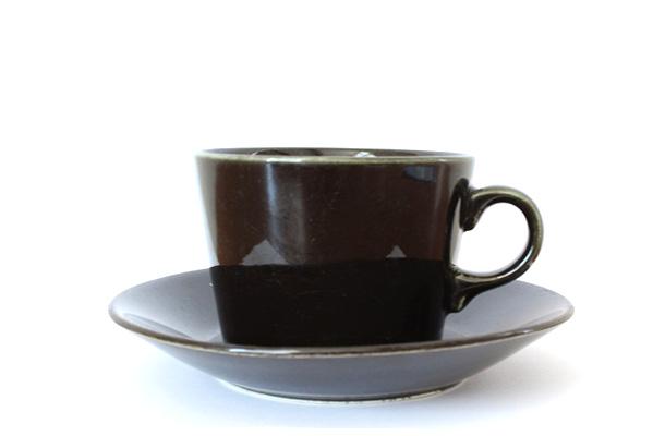 ARABIA Kilta            コーヒーカップ&ソーサー/150 ml ブラック2