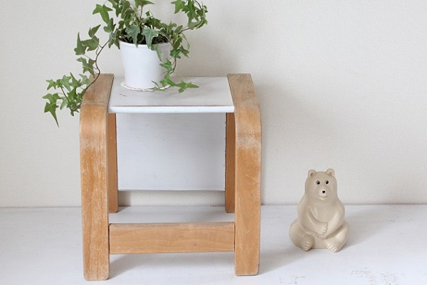 Children's Kid's stool          Kid's スツール / デンマーク 2 (送料無料)