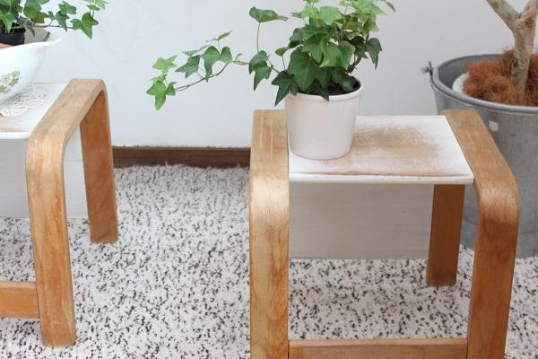 Children's Kid's stool 2    / デンマーク(1月末まで送料無料)