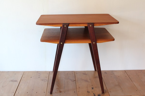 Side Table サイドテーブル    / スウェーデン 1960~70's