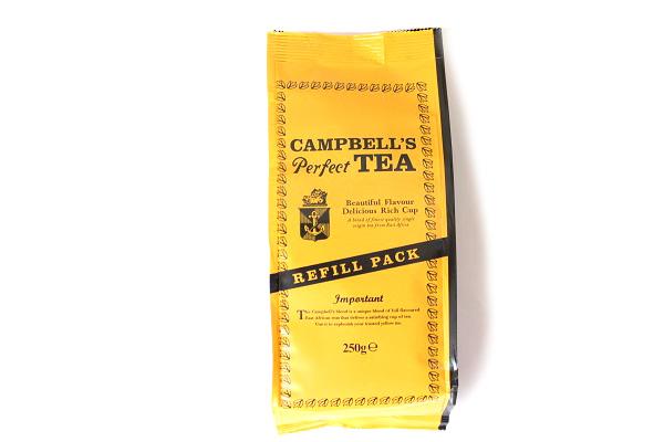 Campbell's Perfect Tea         キャンベルズ・パーフェクト・ティー/250g リフィルパック