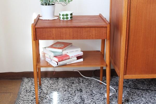 Side Table サイドテーブル    / スウェーデン 1960~70's(送料ランクA)