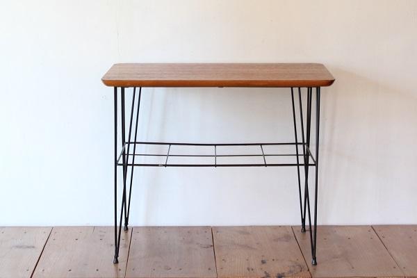 Side Table サイドテーブル    / スウェーデン 1960's (1月末まで送料無料)