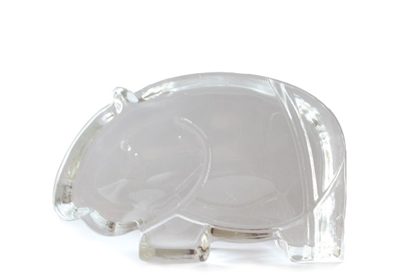 KOSTA BODA          動物ペーパーウェイト/ガラス製品