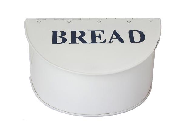 北欧ヴィンテージ         BREAD CASE/ホワイト