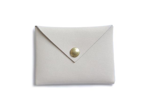 CINQ サンク             カードケース(ホワイト)