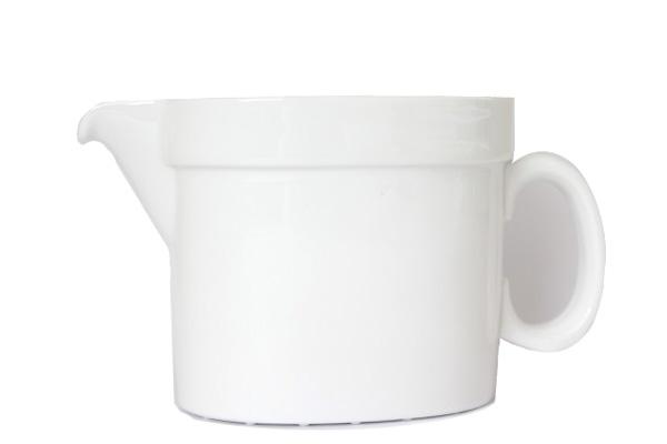 Gustavsberg BLモデル      ピッチャー / ホワイト