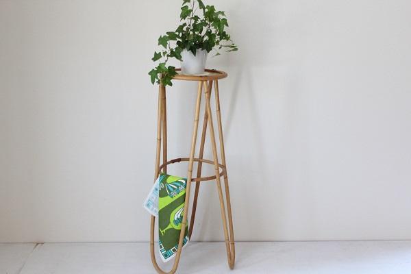 Flower stand - Hi         フラワースタンド Hi / スウェーデン 1940's-50's (送料無料)