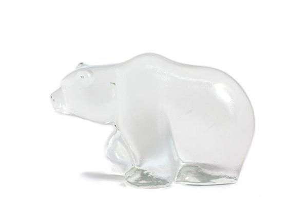 Humppila フンピラ           クマ/ガラス製品