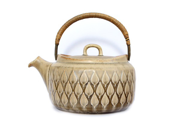 Jens.H.Quistgaard         Relief Tea pot(レリーフ)
