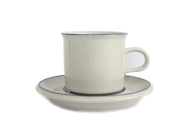 ARABIA Saimaa            コーヒーカップ&ソーサー(miniサイズ)