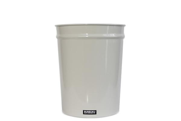 BUNBUKU           ゴミ箱 / ホワイト 小