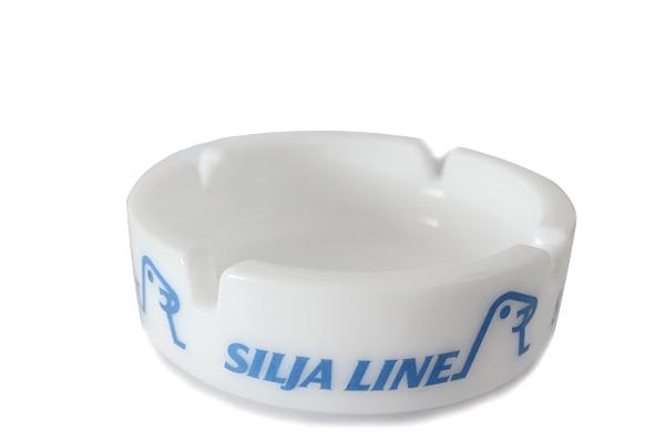 SILJA LINE(シリヤライン)        アシュトレイ/ホワイト