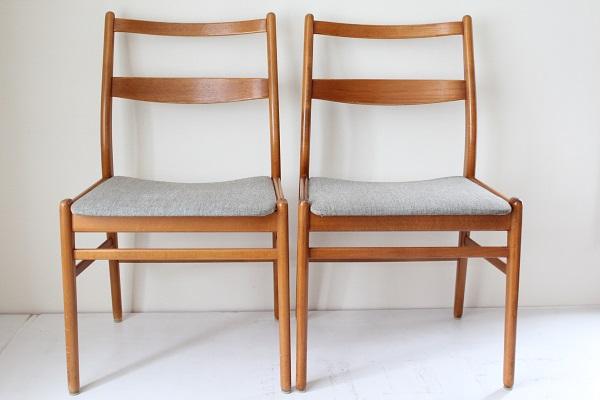 Dining chair 2脚セット          Minett ミネット/ Yngve Ekstron イングヴ・エクストローム