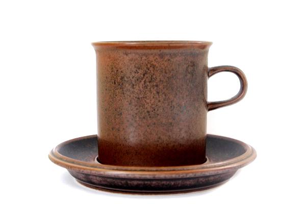 ARABIA ルスカ            コーヒーカップ& ソーサー(Lサイズ)/ CL1