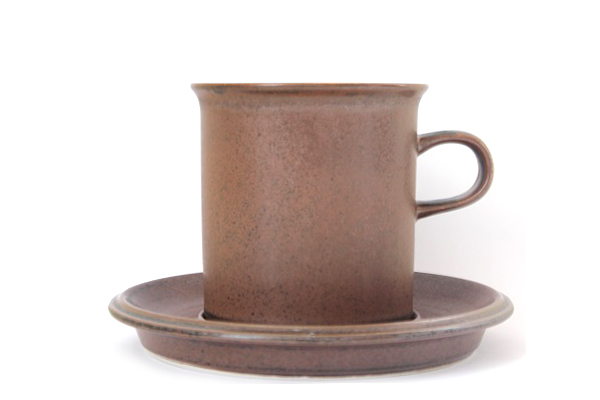 ARABIA ルスカ            コーヒーカップ& ソーサー(Lサイズ)/ CL2