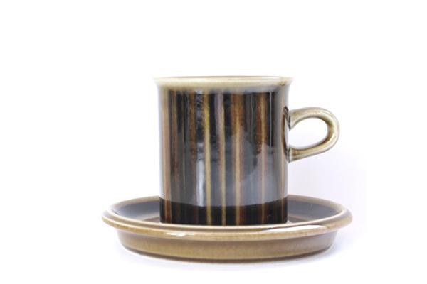 ARABIA コスモス            コーヒーカップ&ソーサー/ No.2