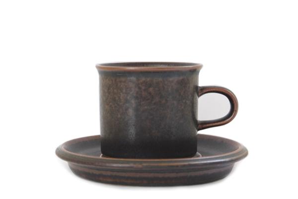 ARABIA ルスカ            コーヒーカップ&ソーサー/ mini 2